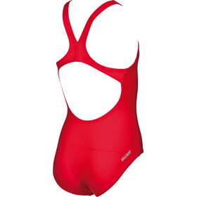 arena Dynamo One Piece Swimsuit Jenter red